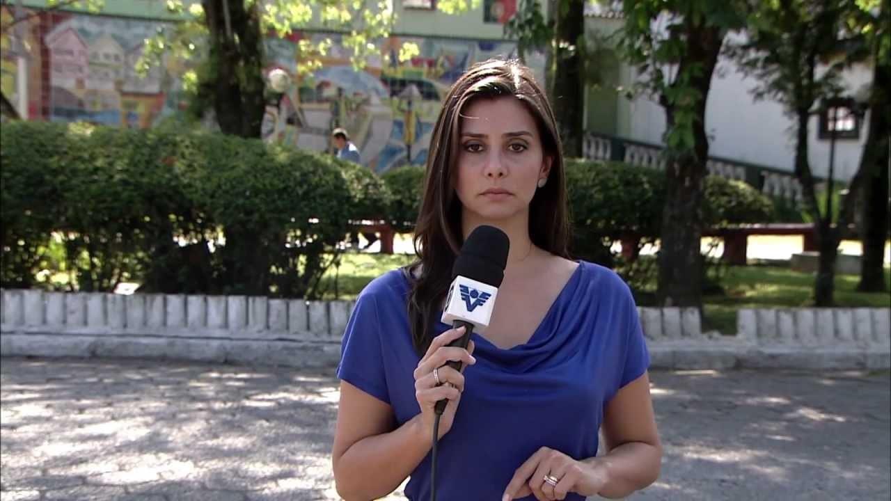 Tatyana Jorge  (Foto: Reprodução/TV Tribuna)