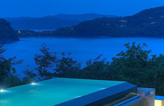 Mais uma piscina com vista de tirar o fôlego (Foto: Reprodução)