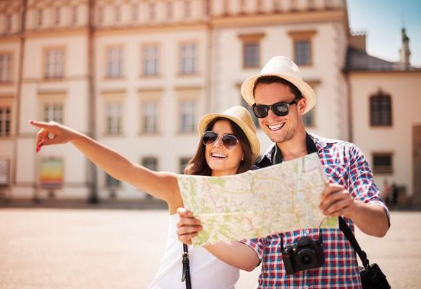 Enfim, férias com o namorado! (Foto: Thinkstock)