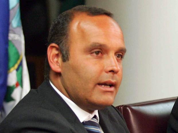 Wilson Carlos, ex-secretário de Governo de Sérgio Cabral (Foto: Fábio Motta/Estadão Conteúdo/Arquivo)