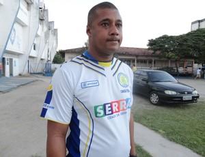Jorge Baiano, técnico do GEL (Foto: Richard Pinheiro)