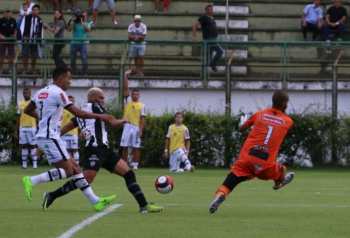 Tupi-MG, Democrata GV, Caça-Rato, Campeonato Mineiro (Foto: Felipe Couri/tupifc.esp.br)