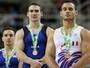 Com foco em treino, Zanetti cresce e se equipara a grego rumo aos Jogos