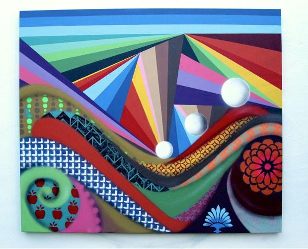 Conheça a arte de Gen Duarte (Foto: Gen Duarte)