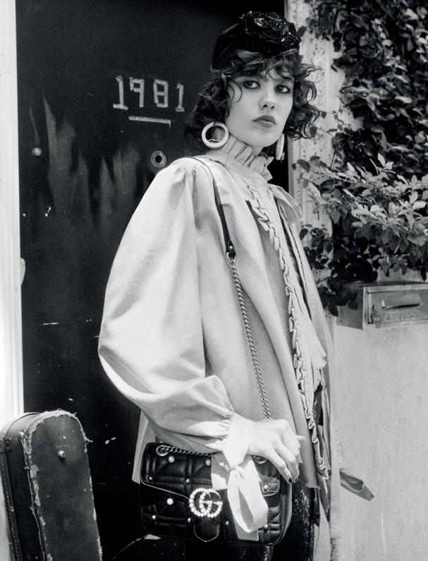 Moda anos 80 (Foto: Gil Inoue)