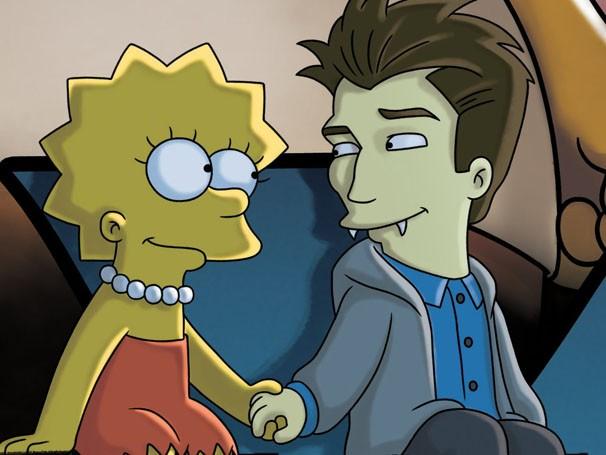 Lisa se apaixona pelo vampiro Edmundo (Foto: Divulgação / Twentieth Century Fox)