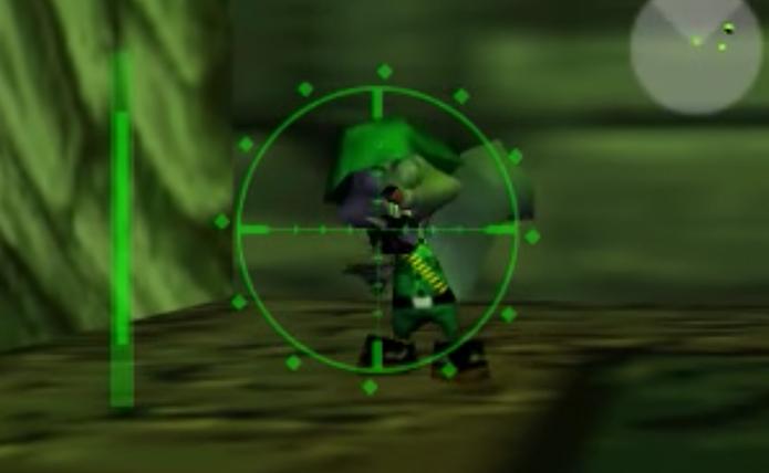 Conker enganava com sua aparência fofinha no Nintendo 64 (Foto: Reprodução/YouTube)