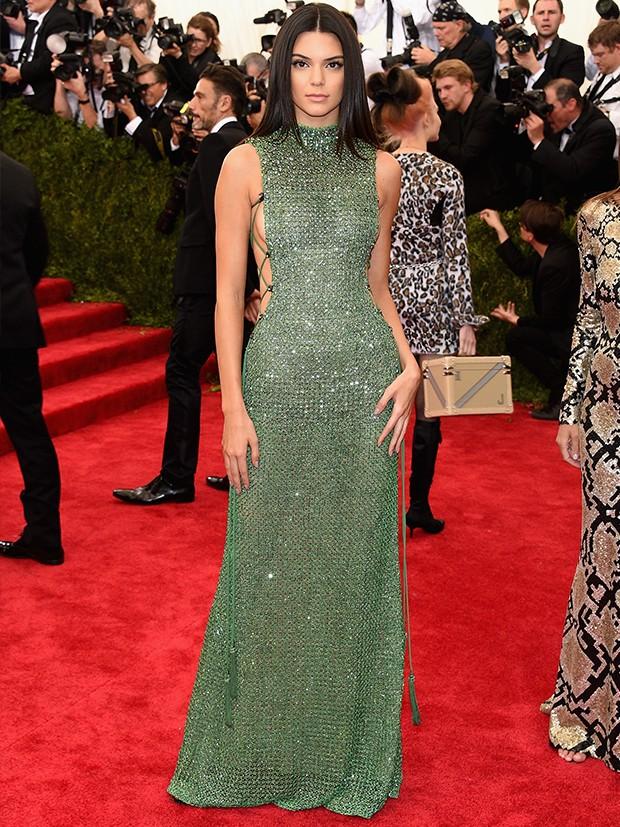 Kendall Jenner (Foto: AFP)