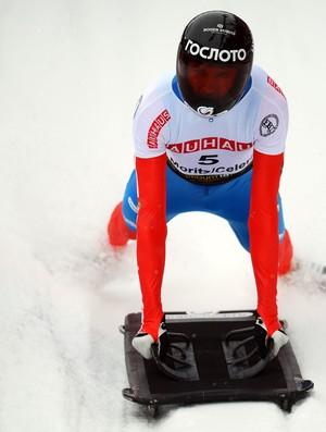 Alexander Tretyakov skeleton olimpiadas inverno (Foto: Getty Images)