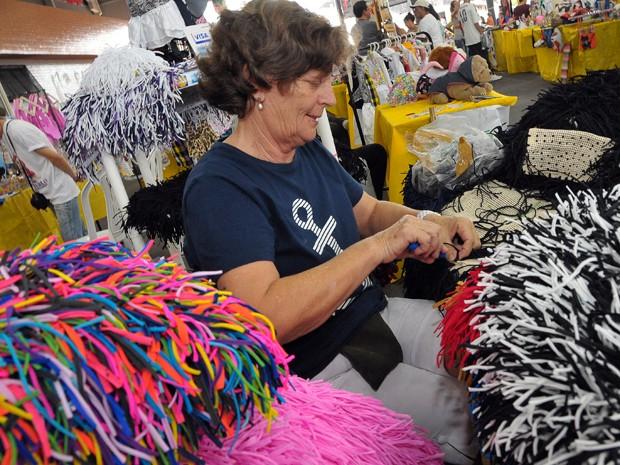 Feira Artesanato Jundiai ~ G1 Feira de Artesanato de Praia Grande reúne mais de 300