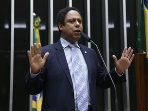O deputado federal Orlando Silva (PCdoB-SP) (Foto: Ananda Borges / Câmara dos Deputados)