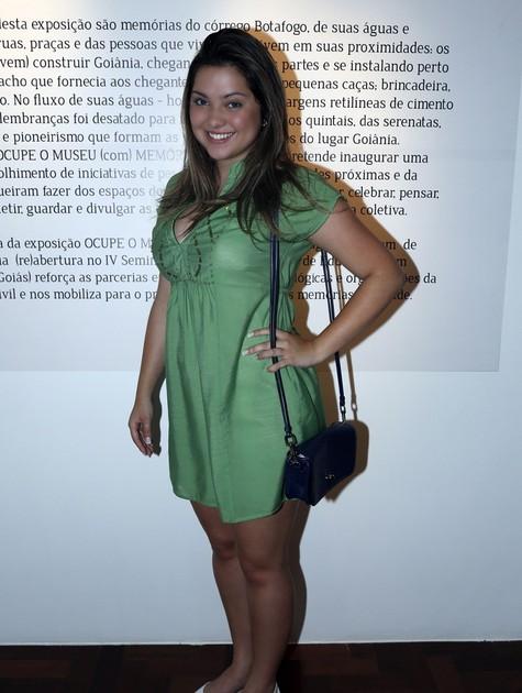 Polliana Aleixo (Foto: Mauro Fonseca)