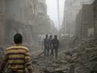 Ônibus irão retirar 2 mil combatentes islâmicos de Damasco