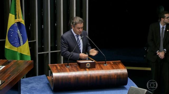 Gilmar Mendes manda arquivar investigações sobre Aécio Neves (PSDB) e Jorge Viana (PT)T