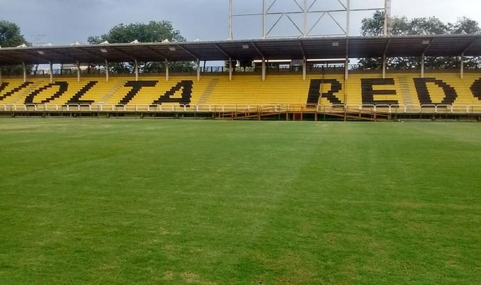 Raulino será usado pelo Volta Redonda no Carioca (Foto: Felipe Moura de Araújo/Arquivo Pessoal)