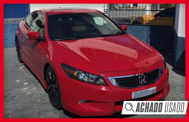 Achado Usado: Honda Accord Coupe (Foto:  Reprodução)
