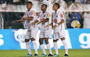 Na Memória: com show de Neymar e cia, Santos vence Copa do Brasil
