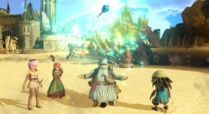 Dragon Quest Heroes 2 (Foto: Divulgação/Square Enix)