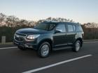 Chevrolet anuncia recall da Trailblazer por problema no airbag de cortina
