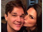 Natália Guimarães e Leandro comemoram 7 anos de casados