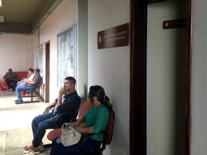 Juizado de Violência Doméstica de Macapá tem 36 audiências agendadas (Foto: Fabiana Figueiredo/G1)