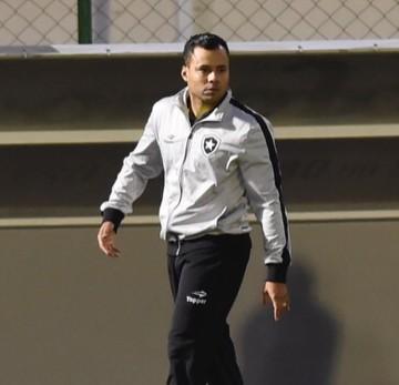 Jair Ventura Botafogo (Foto: André Durão)