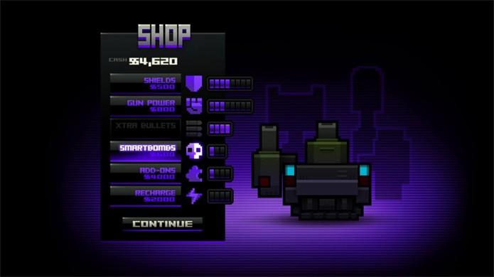 Melhore seu tanque para encarar inimigos cada vez mais difíceis (Foto: New Gamer Nation)
