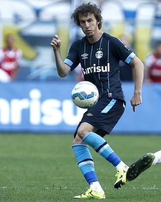 Galhardo Grêmio (Foto: Lucas Uebel/Divulgação Grêmio)