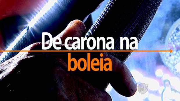 Conta histórias De Carona na Boleia (Foto: Arte: Renato Munhoz)