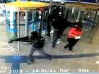 Vídeo mostra ação de criminosos em ataque a agência bancária; veja