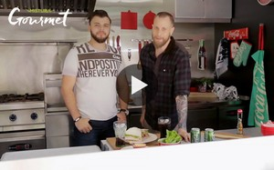 [620] Mistura Gourmet - Ceaser Salad