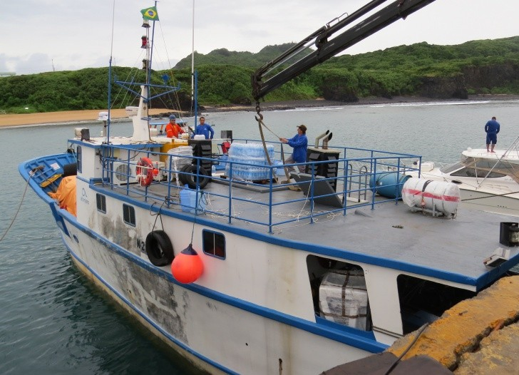 Barco de carga Coopa II 2