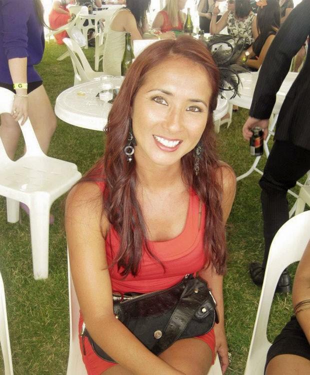 Fabiana Palhares aparentemente morreu em decorrência de golpes de machado (Foto: Reprodução/Facebook/Fabiana-Brock Palhares)