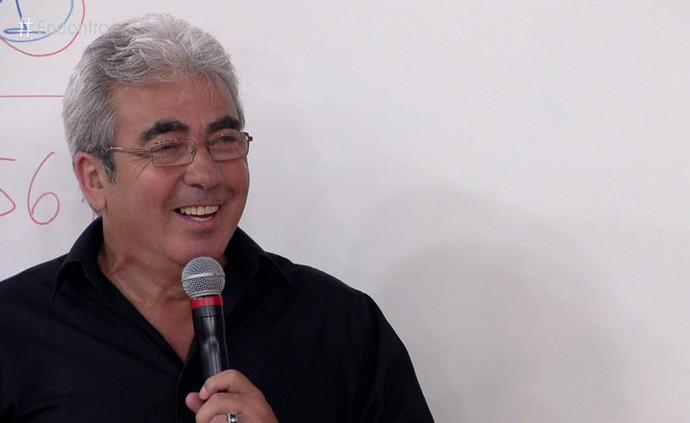 Numerólogo conta previsões para 2017 (Foto: TV Globo)