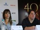 Juliana Didone participa de entrevista para divulgar novo filme