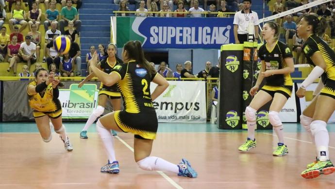 Rio do Sul Superliga feminina (Foto: Divulgação/Rio do Sul Vôlei)