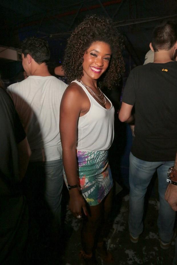 Erika Januza (Foto: Reginaldo Teixeira / Divulgação)