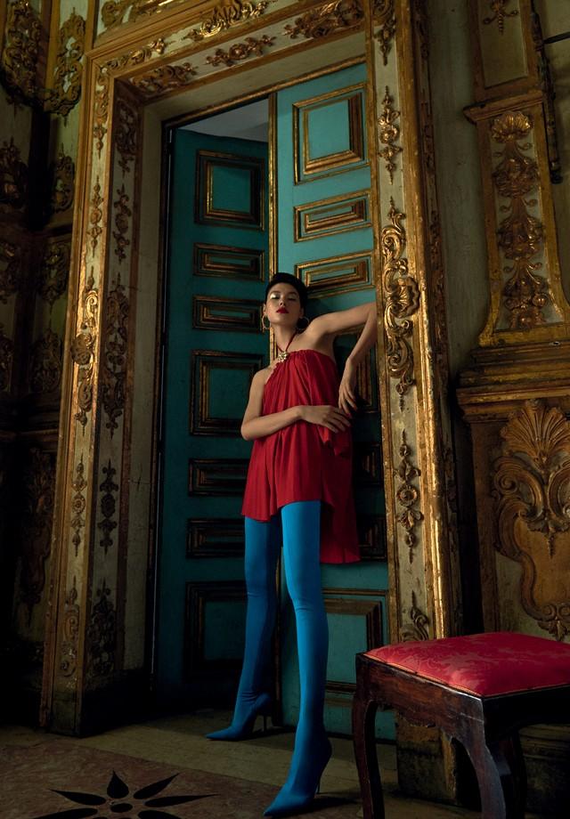 Balenciaga (Foto: Zee Nunes)