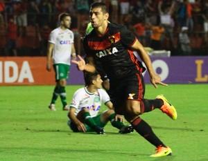 Diego Souza Sport Chapecoense (Foto: Jean Nunes / Agência Estado)