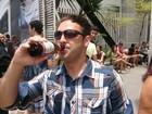 Candidato aposta em cerveja para ir bem no Enem: 'Pra melhorar as ideias'