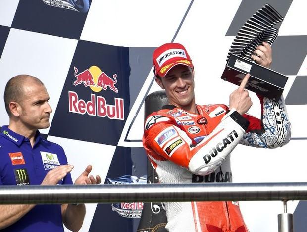 Andrea Dovizioso MotoGP Mundomoto