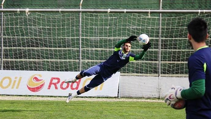 Goleiro Lucas Frigeri ex-Luverdense doping (Foto: Assessoria/Luverdense Esporte Clube)