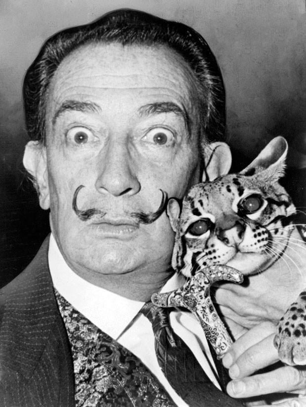 Salvador Dalí (Foto: Wiki Media Commons)