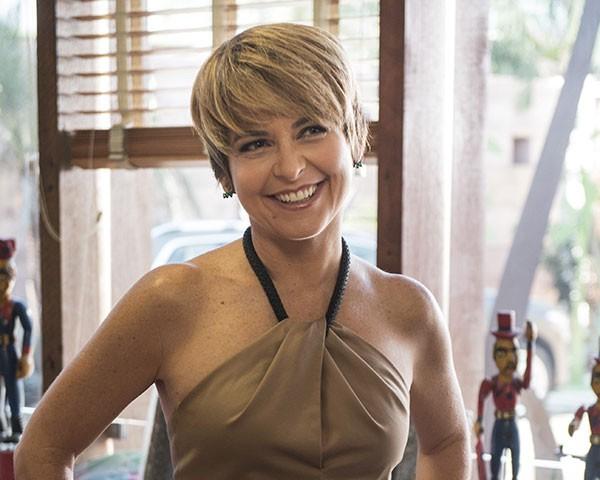 Cláudia Abreu como Helô (Foto: Divulgação/TV Globo)