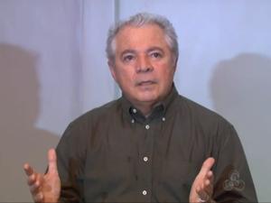 De acordo com TCU, Neudo Campos pode se tornar inelegível nas eleições de outubro deste ano (Foto: Reprodução/ TV Roraima)