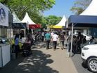 Feira em São Paulo reúne veículos adaptados para deficientes físicos