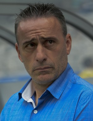 Paulo Bento; Cruzeiro (Foto: Washington Alves/Light Press)
