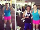 Ex-BBB Paulinha malha e posta foto em rede social