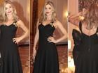 Grazi usa vestido que custa quase R$ 18 mil e bolsa de mais de R$ 11 mil
