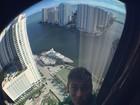 Neymar curte Miami e posta foto em rede social